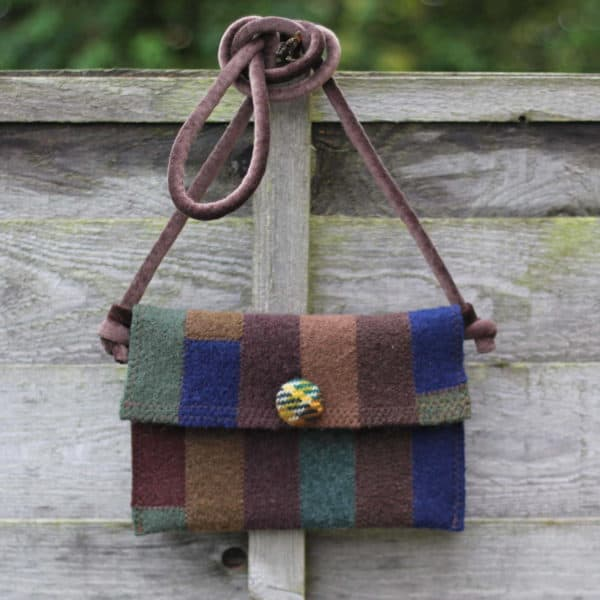 Recycled Thrift Shop Finds Handcrafted Into Great Accessories Accessories