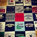Turn Your Old T-shirts Into A Quilt T-shirt
