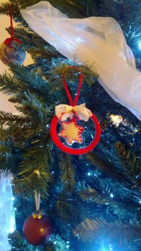 Christmas Tree Adobos with Scrap Fabrics (Addobbi Albero Di Natale Con Avanzi Di Stoffe) Do-It-Yourself Ideas