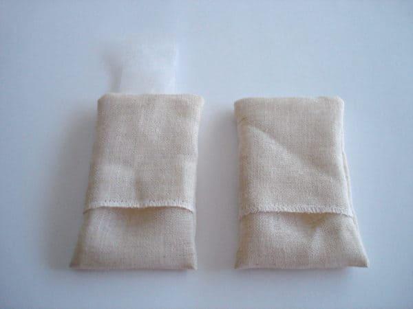Diy: Saquitos De Olor Para Los Armarios / Smell Sachets for Closets Clothing
