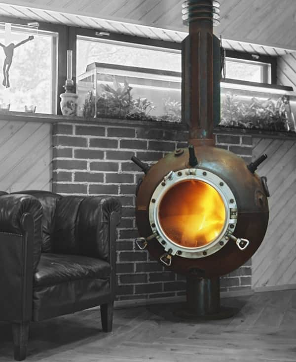 10 Recycled Marine Mine Furniture's Recycled Furniture Recycling Metal