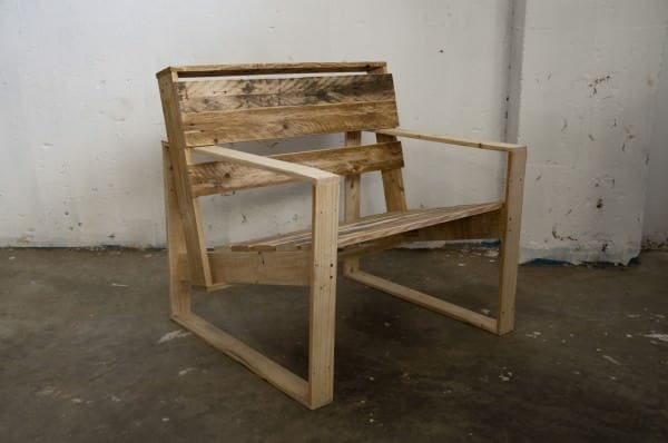 The P Series: Pallet Furniture's Recycled Pallets
