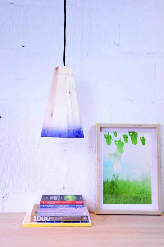 Pallet Pendant Lamp Shade Lamps & Lights Recycled Pallets