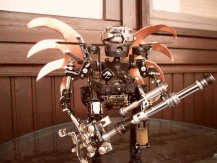 Bountyhunter Zx-5 Droid