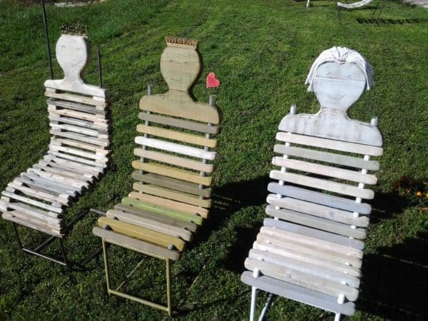Recycled Chair Recycled Furniture