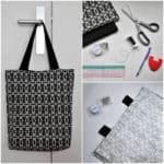 Diy: The Reversible Tote Bag