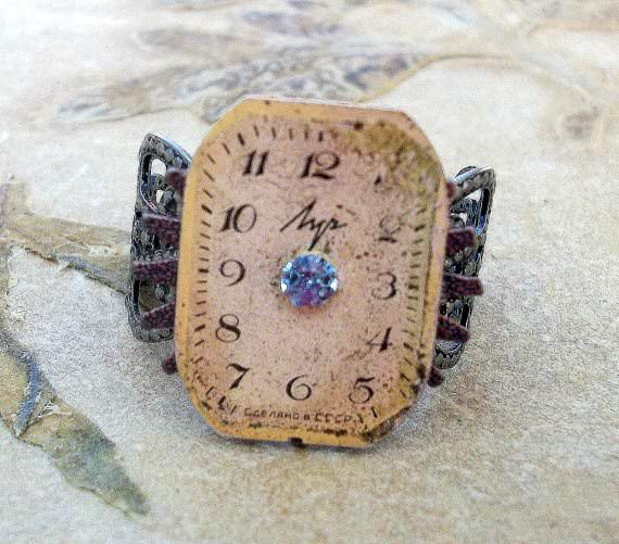 Steampunk-Ring