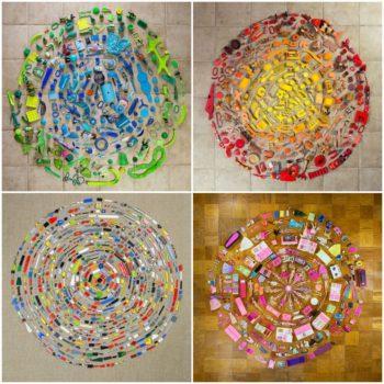 Everyday Objects Mandalas