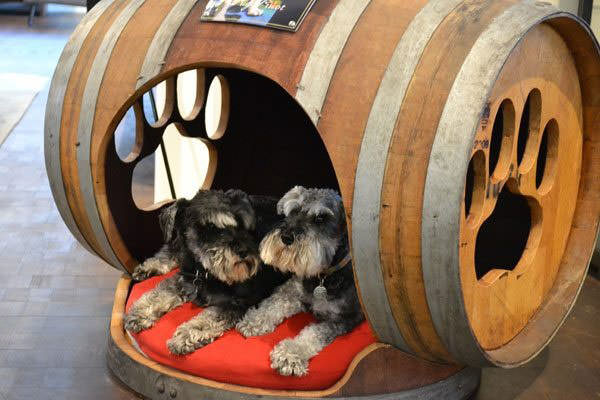 14 Gorgeous Ideas of Recycled Wine Barrels Wood & Organic