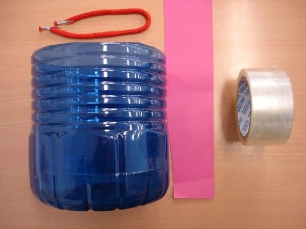 Diy: Recycled Bottle for Toys with Handle Do-It-Yourself Ideas