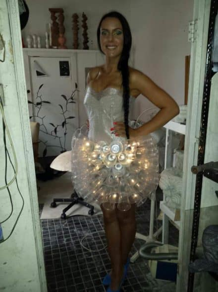 Jelly Fish Dress