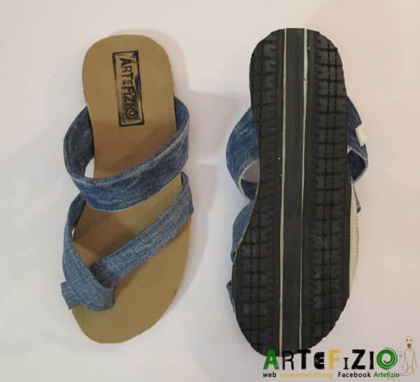 Infra – Upcycled Sandal Serena Accessories