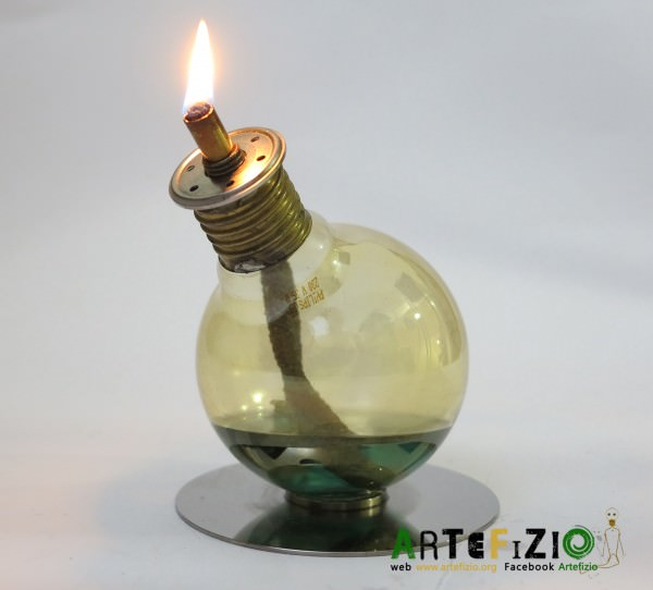 Lantern-bulb Do-It-Yourself Ideas Lamps & Lights