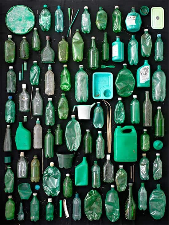 Found in Nature: A Photogaphic Project by Barry Rosenthal Recycled Art