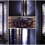 "Lámpara De Pie Epal / ""epal"" Floor Lamp"