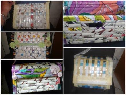 Seelentasche Soulbag – Recycled Paper Bag