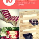 10 Surprisingly Ways to Upcycle Wooden Pallets