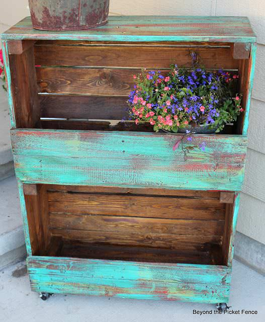 12 Upcycled Crate Ideas • Recyclart