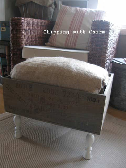 12 Upcycled Crate Ideas Do-It-Yourself Ideas