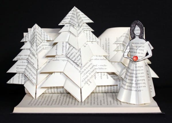 Altered books Art 01