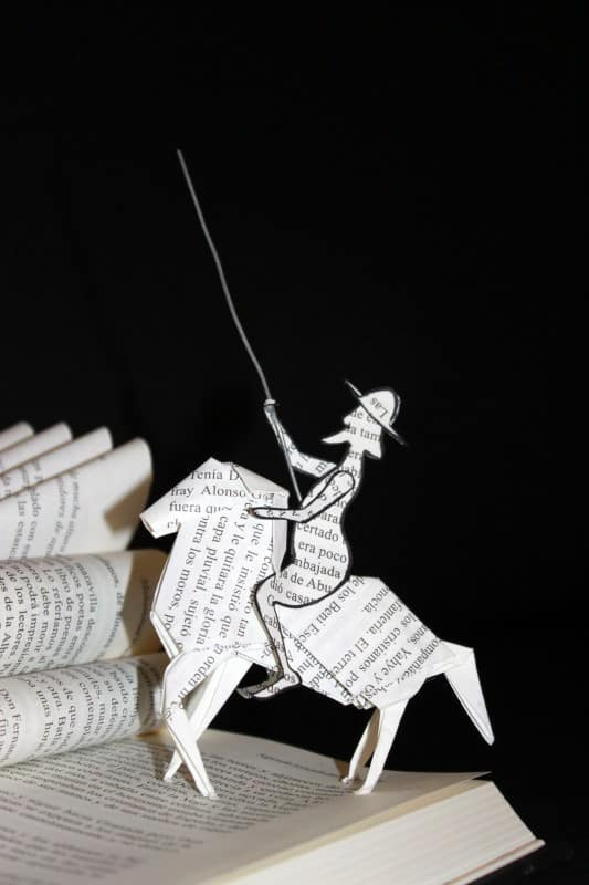 Altered books Art 02