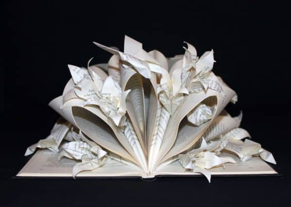 Altered books Art 04