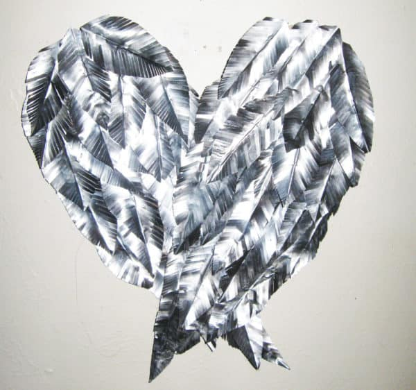 Recycled Aluminum Can