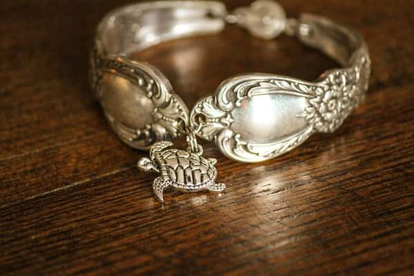 Vintage Spoon Bracelets Upcycled Jewelry Ideas