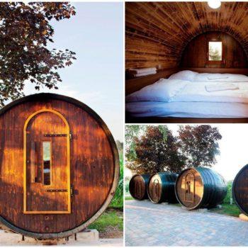 Wine Barrel Hostel