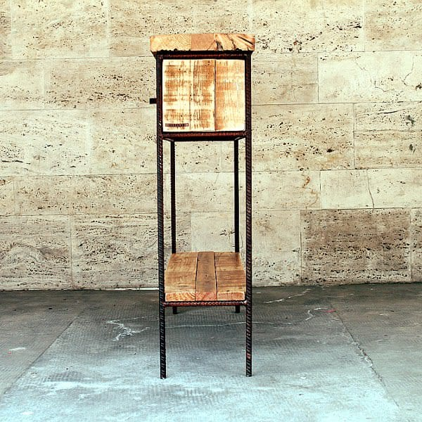 Consolle Dockyard by Redolab Recycled Furniture