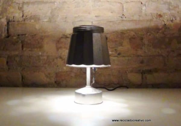 Lamp Made Out Of An Italian Coffee Maker Do-It-Yourself Ideas Lamps & Lights