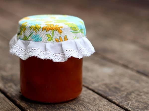 How To Upcycle Old Jars Into Pretty Jam Filled Gifts