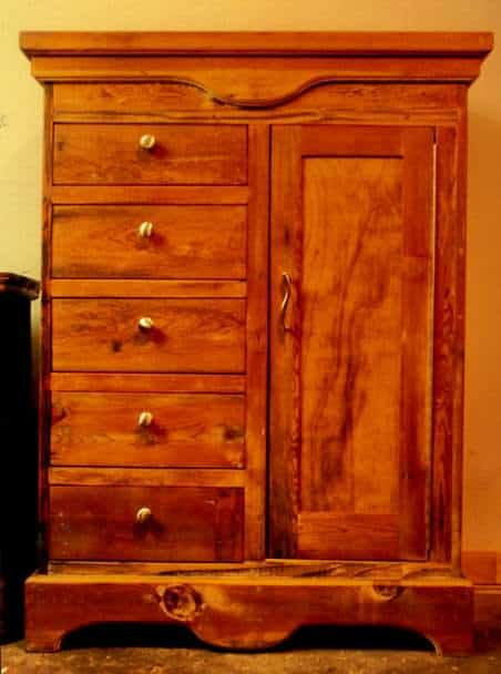 Flyrod Lamp, Armoire & Trees: All from Trash to Treasure Accessories Lamps & Lights