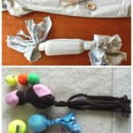 How to Make Pet Toys from Recycled Materials