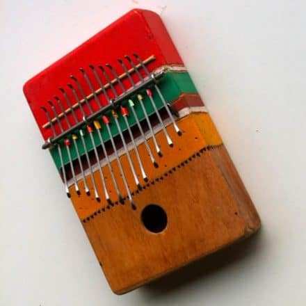 Cigar Box Kalimba