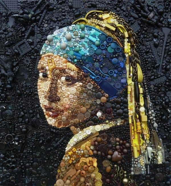 Recycled Art by Jane Perkins Recycled Art