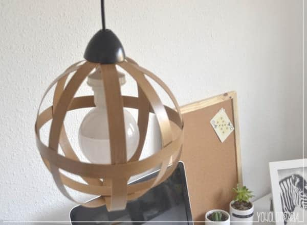 Original & Minimal Lamp Do-It-Yourself Ideas Lamps & Lights