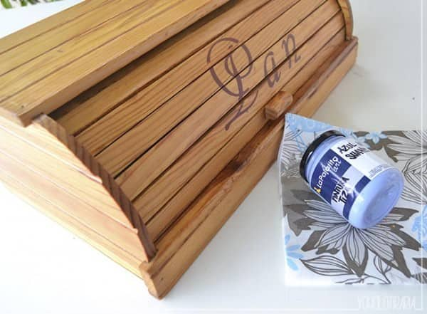 Renovated Bread Box Accessories Do-It-Yourself Ideas