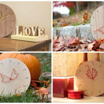 Fall Clocks