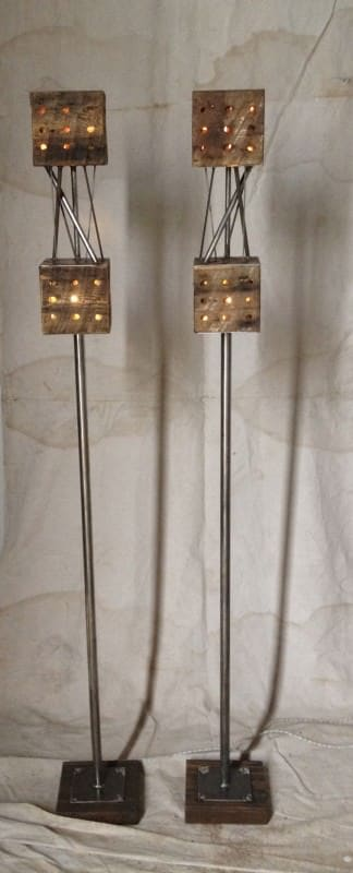 Scrap Lighting Lamps & Lights