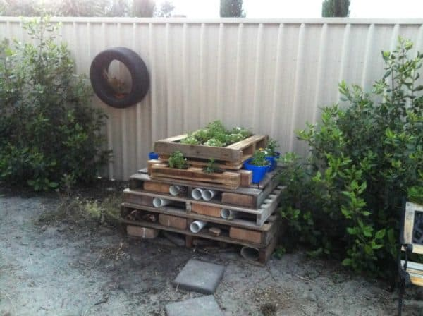 Pallet Gardens Recycled Pallets