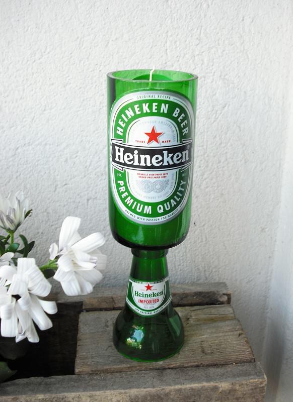 Enlightened Bottle Recycled Glass
