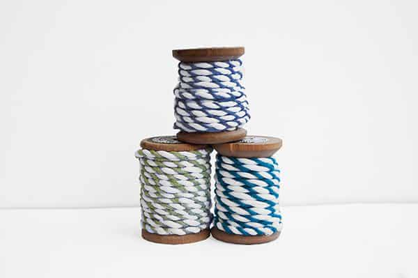 Baker's Twine Out of Old T-shirts Clothing Do-It-Yourself Ideas