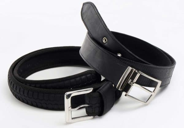 Belts Made From Recycled Tires, Truck Tubes & Seatbelts Accessories