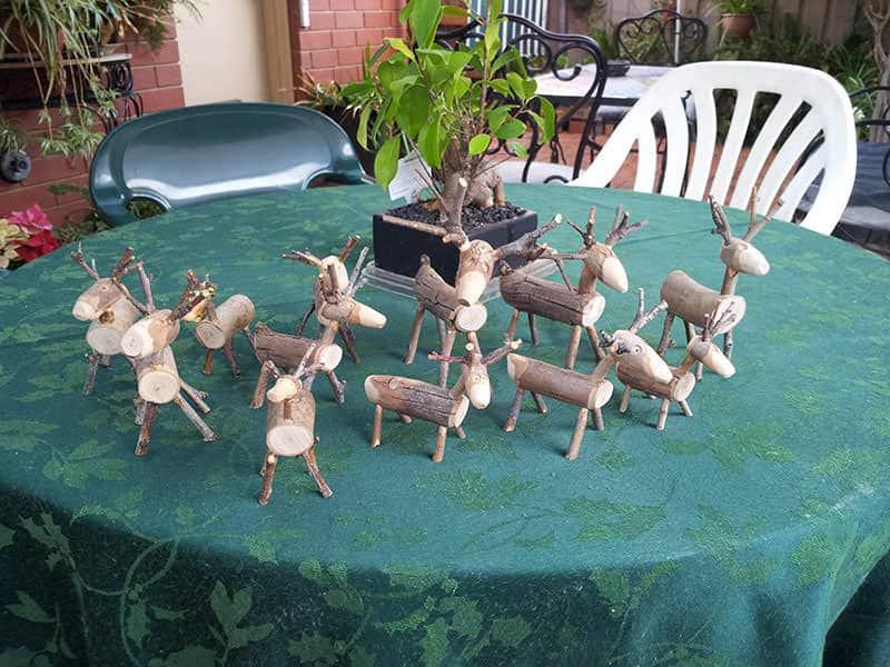 More Reindeers