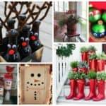 6 Original Christmas Crafts