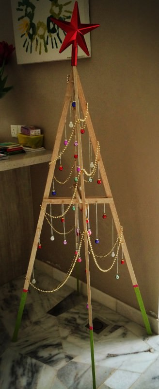 Diy: Christmas Tree Do-It-Yourself Ideas