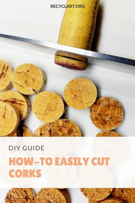 Diy: How to Easily Cut Corks