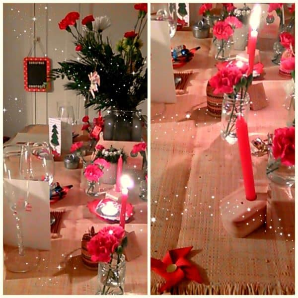 Green Decorations & Table Accessories For A Festive Xmas Arrangement Accessories Recycled Art