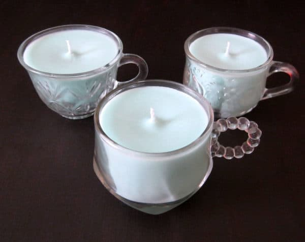 Candle Cups Accessories Do-It-Yourself Ideas